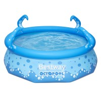Bestway® OktoPool, 274 x 76 cm, ohne Pumpe, rund, blau