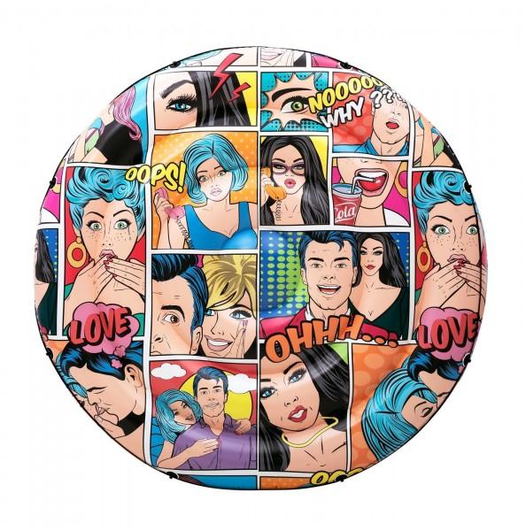 Bestway® Badeinsel im Comic-Design 188 cm
