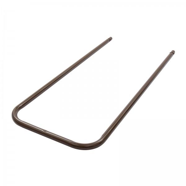 Bestway® Ersatzteil U-Träger (braun) für Power Steel™ Pool 427 x 250 x 100 cm, Rattan-Optik (Schoko