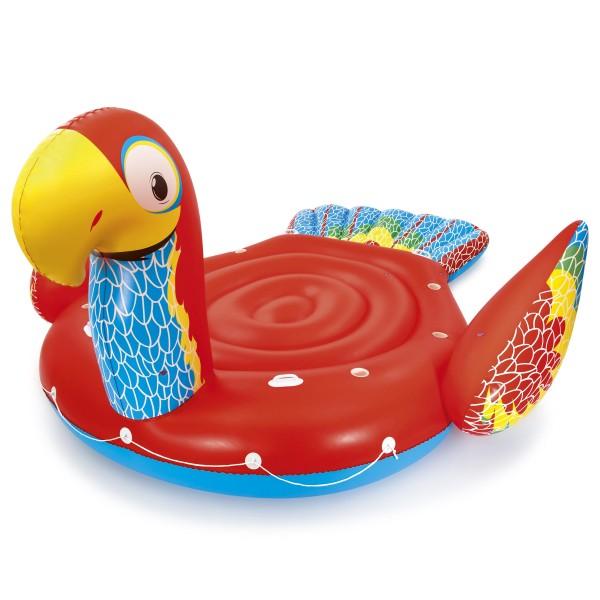 Float'N Fashion™ Riesen Papagei-Badeinsel, 500 x 327 cm