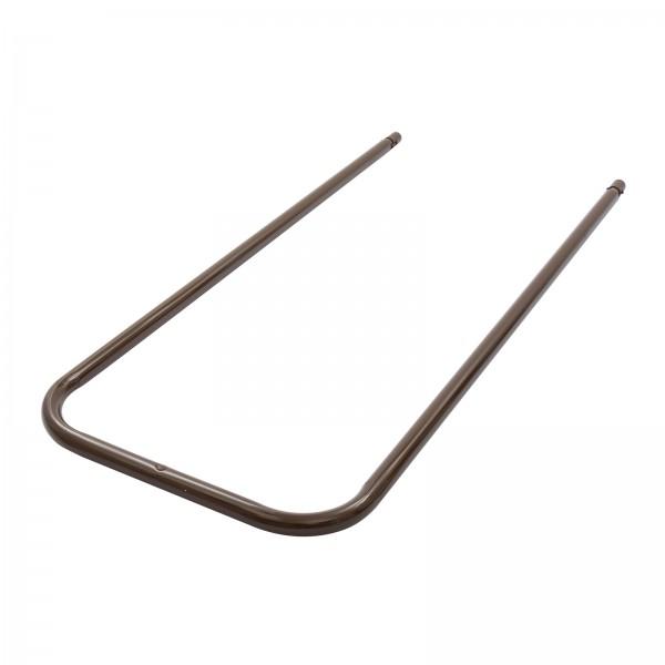Bestway® Ersatzteil U-Träger (braun) Power Steel™ Pool (Höhe 107 cm), oval