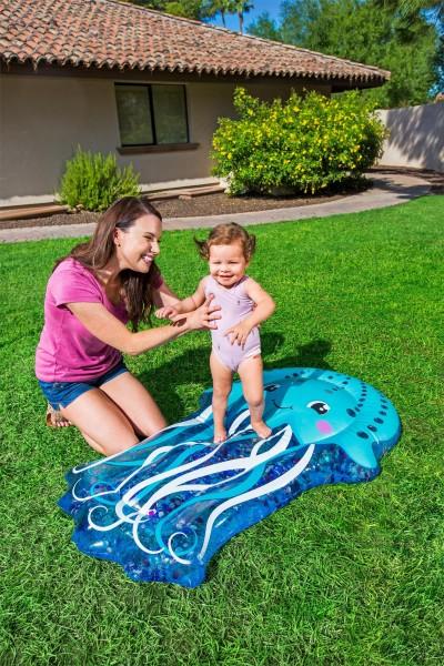 """H2OGO!™ Wassermatte """"Baby-Qualle"""" 147 x 94 cm"""