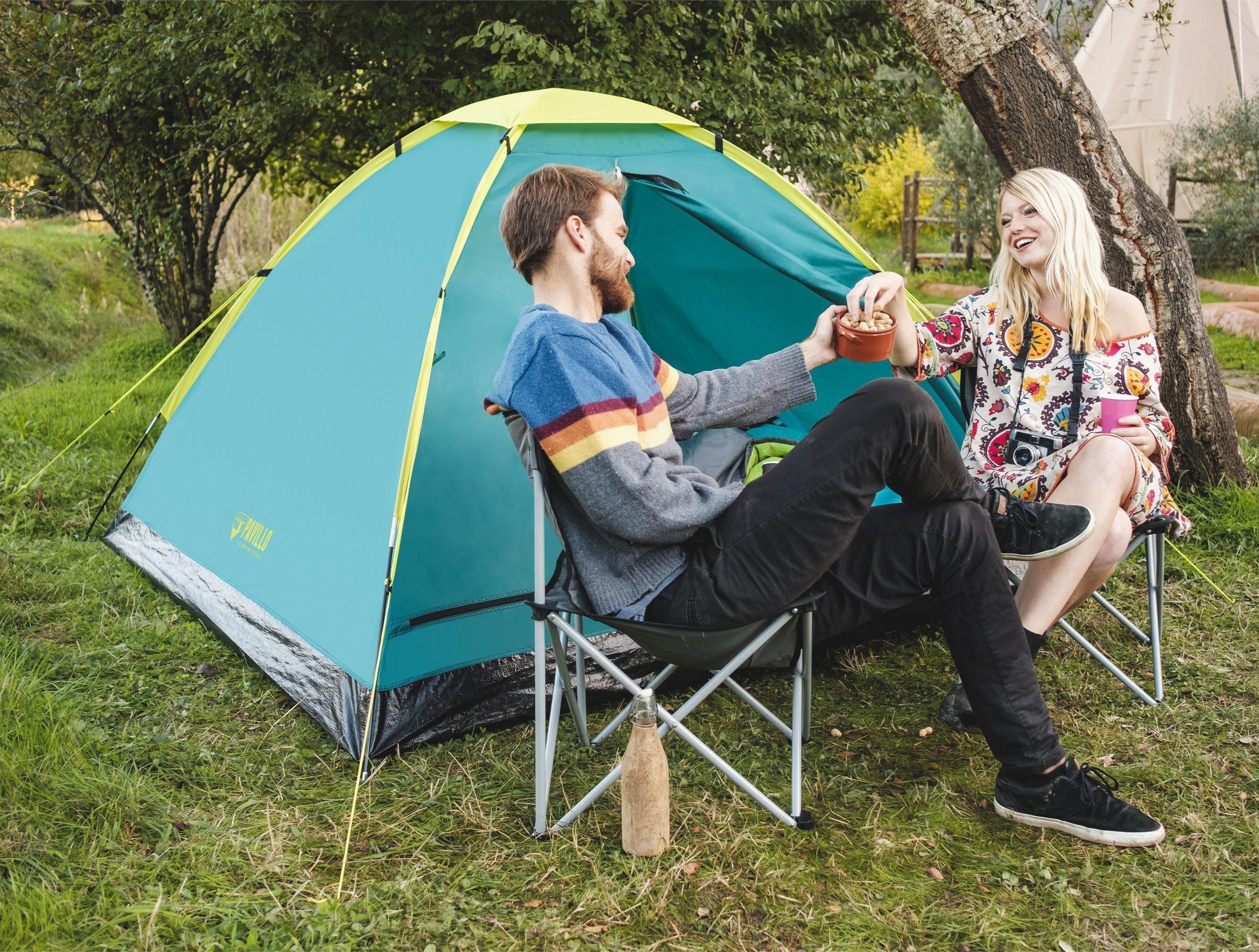 Pavillo™ Zelt Cool Dome 3 für 3 Personen 210 x 210 x 130