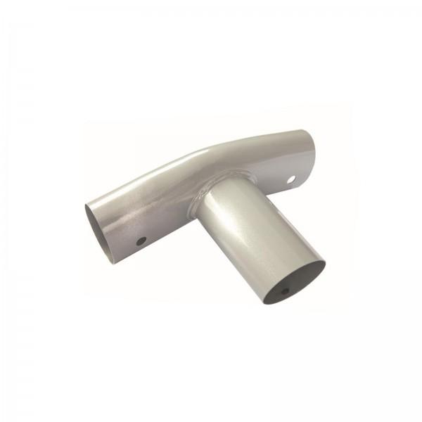 Bestway® Ersatzteil T-Verbinder F (Seal & Lock System™) grau für Power Steel™ Pool 305x200x84cm oval