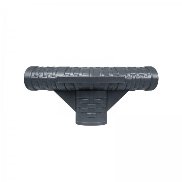 Bestway® Ersatzteil T-Verbinder (FrameLink System™), grau für Steel Pro MAX™ Pools 488 / 549cm, rund