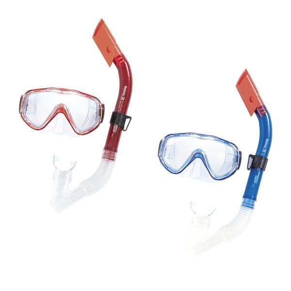 Hydro-Swim™ Schnorchel-Set, Blue Devil, ab 14 Jahren, sortiert