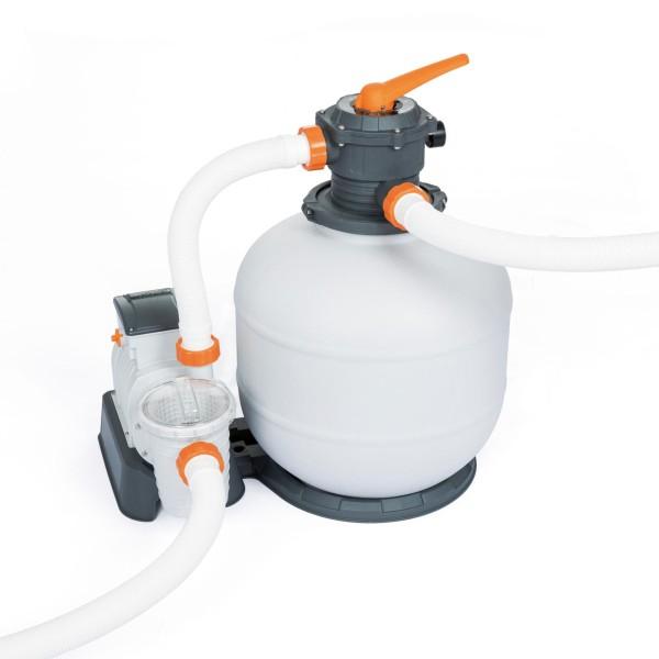 Flowclear™ Sandfilteranlage mit Zeitschaltuhr 8.327 l/h