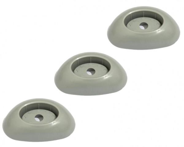 Bestway® Ersatzteil 3er Set Stützfüße für Power Steel™ Pools 396 / 427 cm, rund