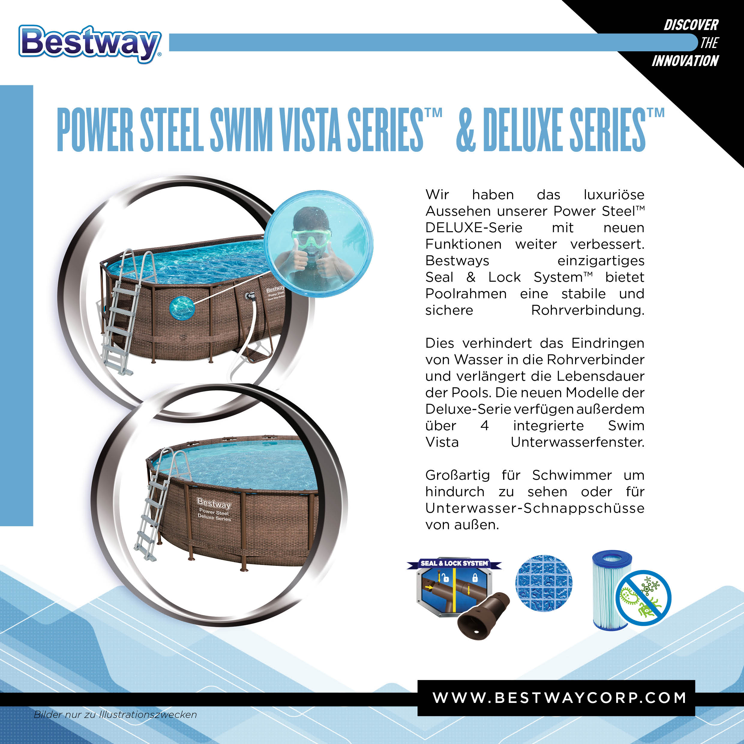 Power-Steel-Deluxe-Pools-with-Seal-Lock-and-Swim-Vista-windows_DE