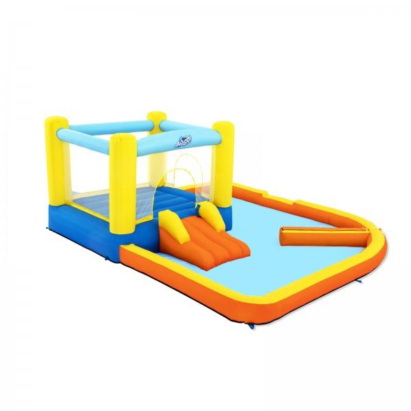 Bestway® Ersatzteil Ersatzpark (ohne Zubehör) für H2OGO!® Wasserpark Beach Bounce 365 x 340 x 152 c