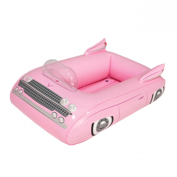 "Bestway® aufblasbare Kühlbox ""Pink Party Car"" 89 x 69 cm"