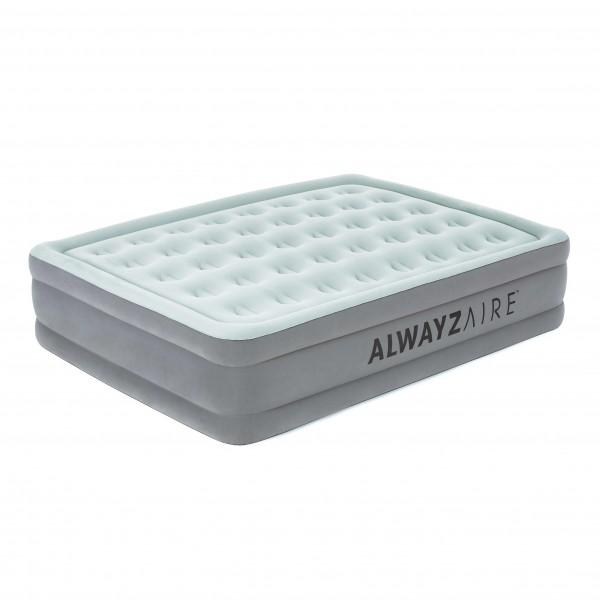 AlwayzAire™ Basic Luftbett mit integrierter Elektropumpe Double XL/Mid 203 x 152 x 46 cm