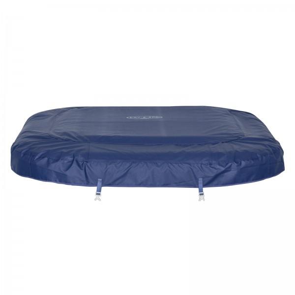 Bestway® Ersatzteil Kunstleder-Abdeckung in Kobaltblau für LAY-Z-SPA® Hawaii AirJet™ 180 x 180 x 71