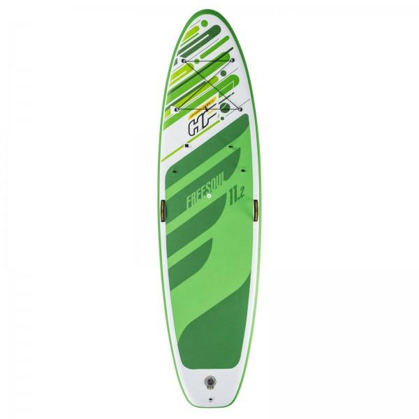 Bestway® Ersatzteil Ersatzboard (ohne Zubehör) für Hydro-Force™ SUP Freesoul Tech 340 x 89 x 15 cm